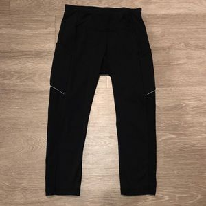 Lululemon high waisted capris